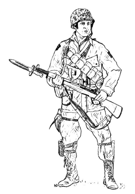pin army man coloring pages by felipe on pinterest