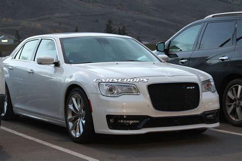 2020 Chrysler 300 Srt 8 by Chrysler 300 Srt Spotted Stateside Raises Questions Eyebrows