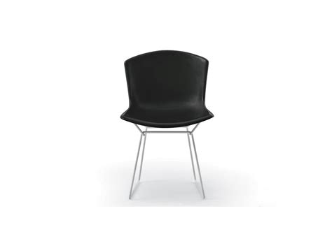 Knoll Chairs Uk by Buy The Knoll Bertoia Plastic Side Chair White Base At