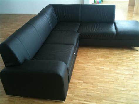 black leather l shaped couch l shaped black leather bed sofa zurich english forum