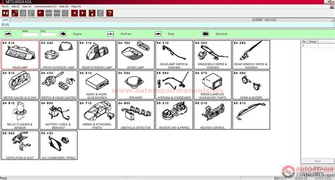bmw wds wiring diagram system v13 0