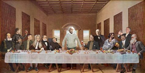 popped culture scientists last supper
