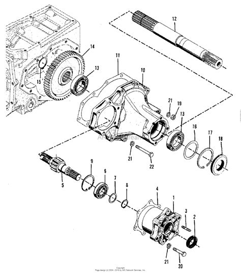 allis chalmers parts diagram simplicity 2097355 5015 compact diesel 4wd tractor ag