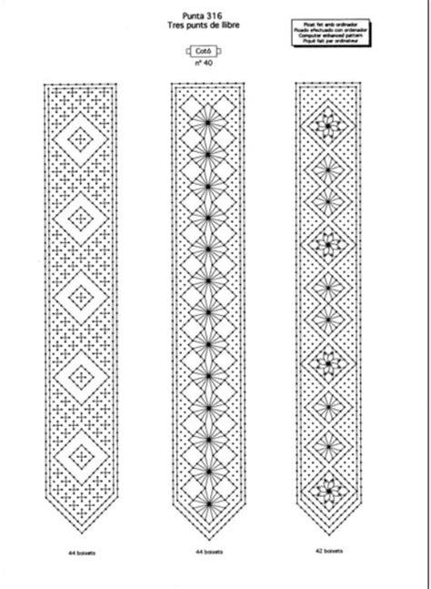 PATTERN, LACE learn. bobbin lace | picados de bolillos
