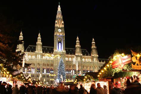 vienna christmas market holidays