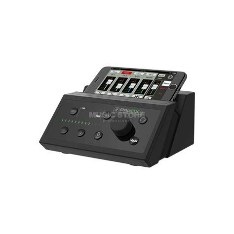 Mixer Wireless mackie prodx4 wireless digital mixer