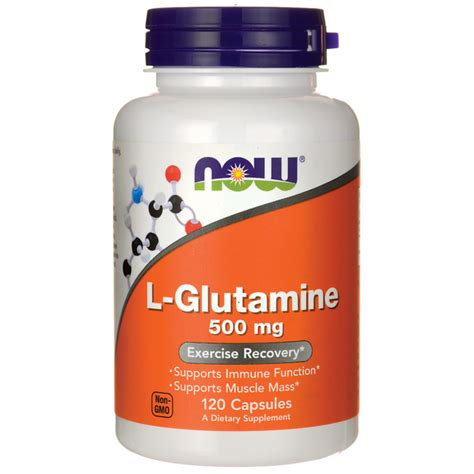 d ribose creatine glutamine l glutamine 500 mg 120 caps now foods immune and ebay