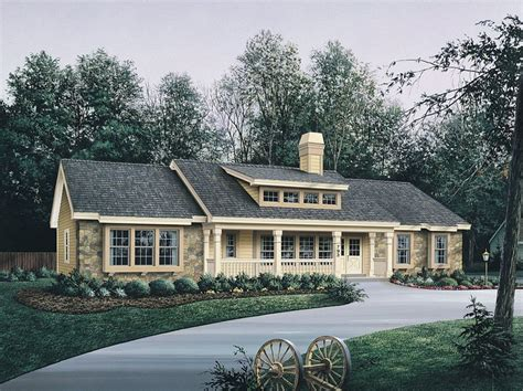 One Story Bungalow Floor Plans Bungalow House Plans With Floor Plans Bungalow Attached Garage