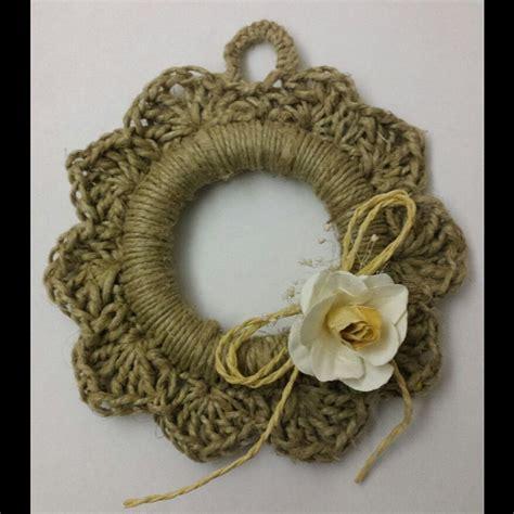 Anneau De Rideau by Un Anneau De Rideau Crochet 233 Avec Ficelle Anneaux De