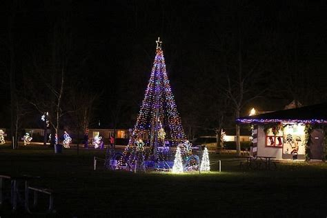 city approves christmas light display in jackson park