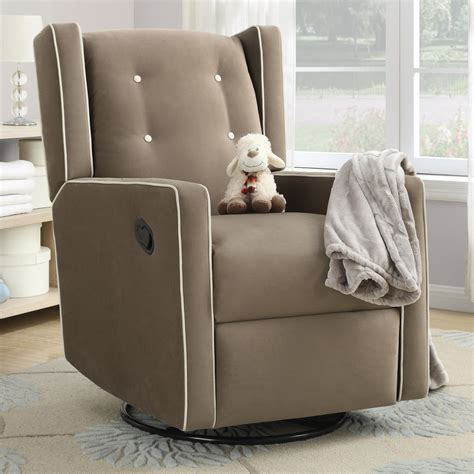 Mikayla 026 By Fidia Oshop baby relax mikayla swivel gliding recliner gliders