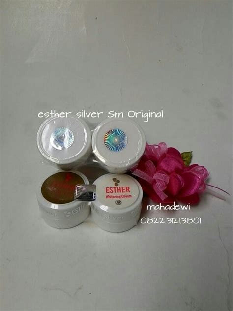 Pelembab Esther esther silver original mahadewi shop quot esther original taiwan quot