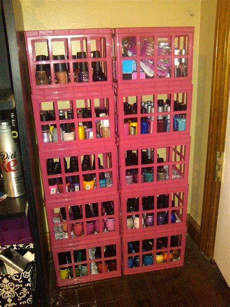 Nail Rack by 31 Diy Racks For Nail Display Guide Patterns