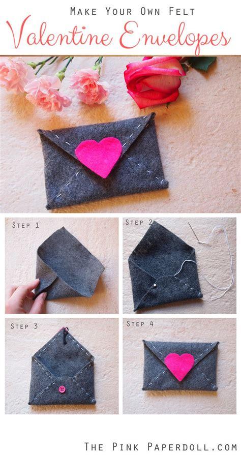 Envelope Coin Purse diy felt envelope coin purse tutorial easy felt