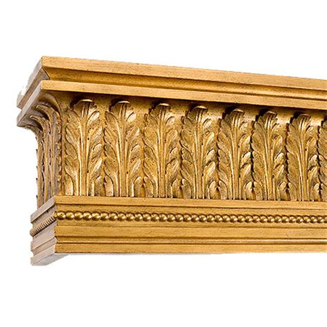 wooden curtain box designs edward harpley wooden curtain poles 187 acanthus leaf