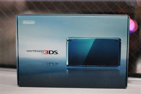 Nintendo 3ds Aqua Blue Small nintendo discontinuing aqua blue 3ds