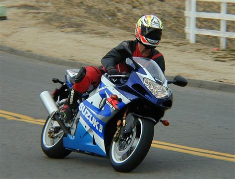 2001 Suzuki Gsxr 1000 Review 2001 Gsx R1000 Md Ride Review Part Two
