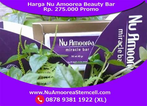 Sabun Amoorea Plus Bar harga nu amoorea stem cell plus bar nu amoorea