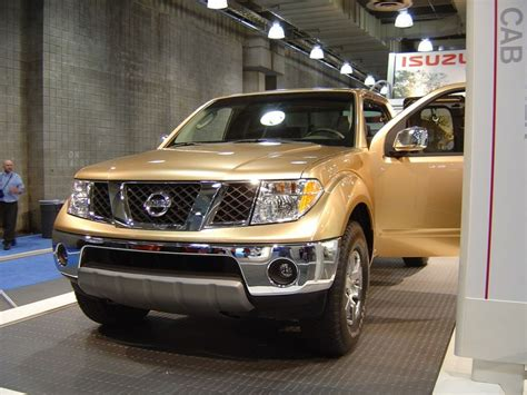 gold nissan car gold nissan frontier york auto 2004 car