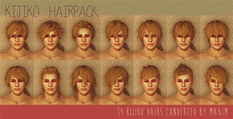 hair packs of tes iv oblivion for female only by radioragae kijiko hair for oblivion at oblivion nexus mods and