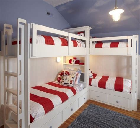 corner bunk bed best 25 corner bunk beds ideas on pinterest bunk rooms