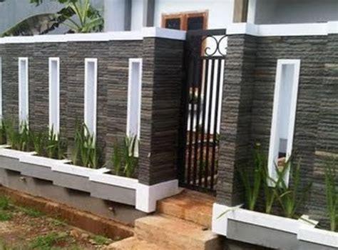 Alarm Pagar Rumah pagar rumah type 36 minimalis terbaru 2014 images