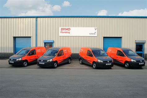 Dyno Plumb by Volkswagen Commercial Vehcles Secures Caddy Deal With Dyno