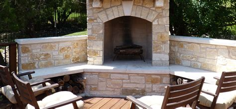 outdoor corner fireplace outdoor fireplace decks pergolas covered patios