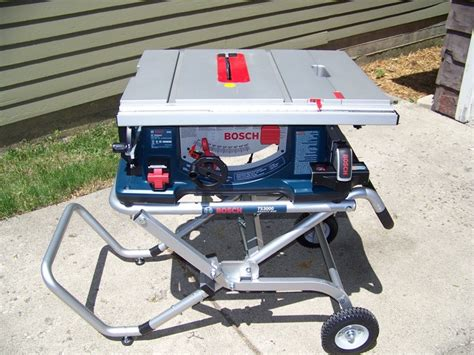 bosch bench saw bosch worksite table saw review is there any other