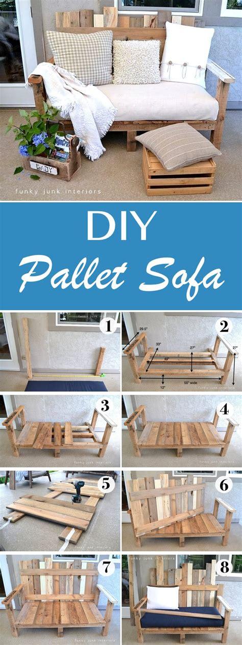 Diy Pallet Furniture Net Patio Sofa Farmersagentartruiz Com Diy Sofa Upholstery