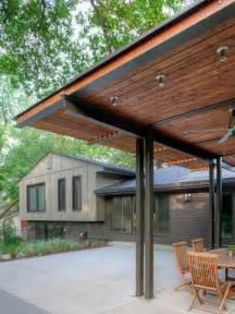Steel pergolas home design ideas pictures remodel and decor
