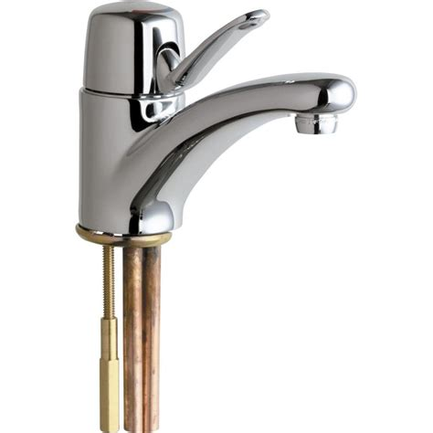 Bathroom Fixtures Chicago Chicago Faucets Single Handle Low Arc Bathroom Faucet With