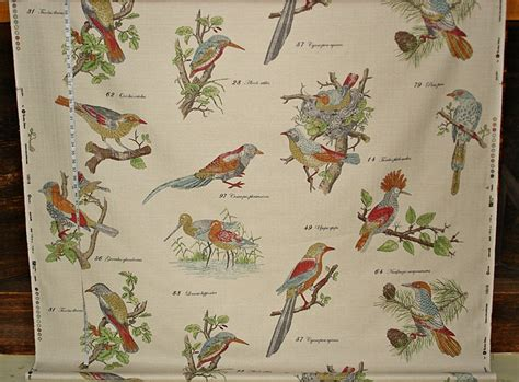 bird upholstery fabric bird fabric upholstery bird print fabric