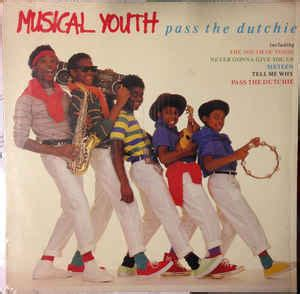 Pass The Dutchy by Musical Youth Pass The Dutchie Vinyl Lp At Discogs