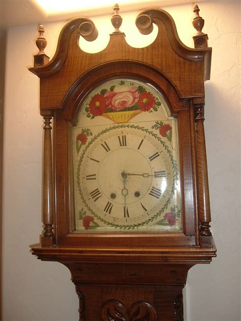 grandfather clock antique grandfather clock help to identify the ebay