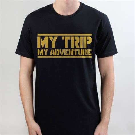Baju Kaos Mtma demam model kaos my trip my adventure