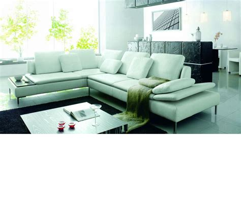 bonded leather sectional sofa dreamfurniture com 2912 modern bonded leather