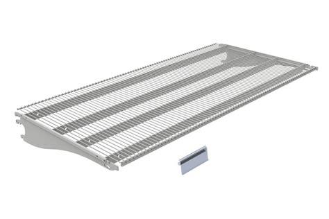 scaffali filo metallico wireplus scaffalature in filo metallico commerciali