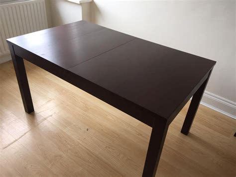 tables extensibles ikea table ronde ikea bjursta