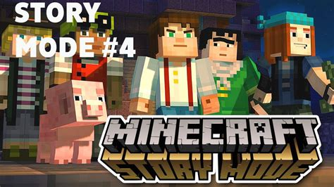mod game hotel story minecraft story mode episode 4 quot a block and a hard place