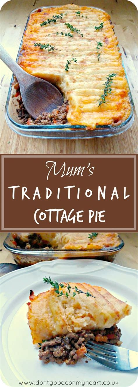 traditional cottage pie recipe best 20 cottage pie ideas on shepherds pie