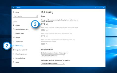 windows 10 tip how to turn off bing web search in start quick tip how to turn off snap in windows 10 tekrevue