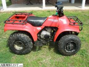Honda 4wheeler Armslist For Sale 1994 Honda 4 Wheeler