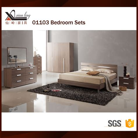 wooden laminate used bedroom furniture for sale buy used