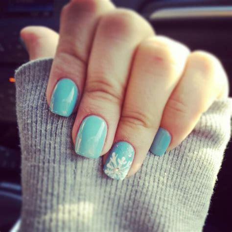 opi light blue nail best 25 snowflake nails ideas on snowflake