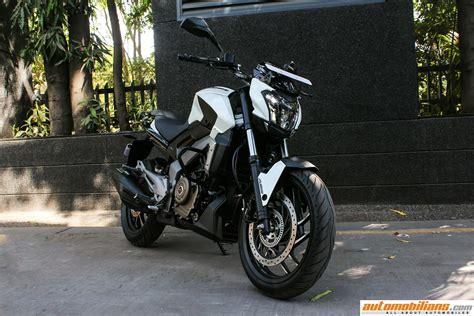 Automobilians.com   Bajaj Dominar 400   First Ride Review