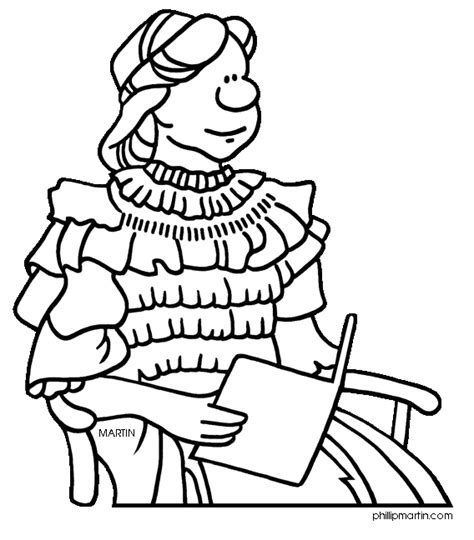 helen keller page printable coloring pages