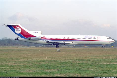 4 Dan Air boeing 727 2d3 adv dan air aviation photo 1002341 airliners net