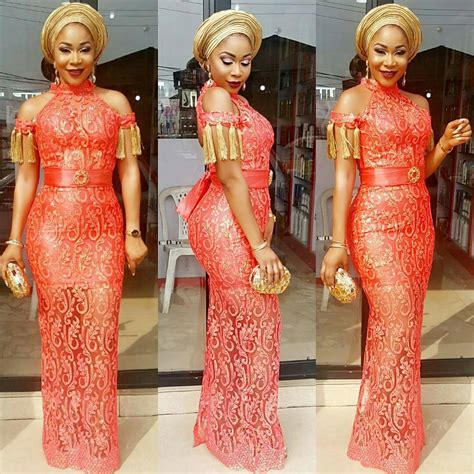 latest ashoebi styles aso ebi styles from over the weekend information nigeria