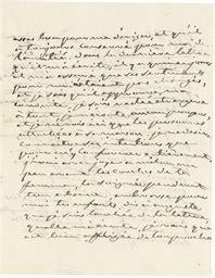 Josephine Divorce Letter Josephine 1763 1814 Empress Of Napoleon I Autograph